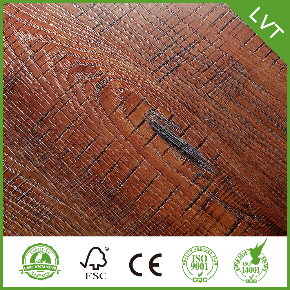 Registered Embossment3b Lvt Flooring
