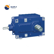 H series parallel shaft industrial gearbox