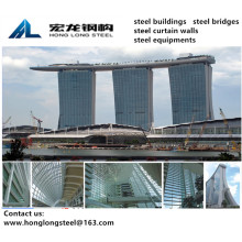 Marina Bay Sands Curtain Wall Structure