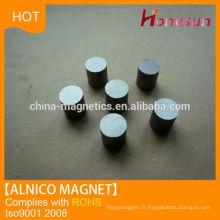 Générateur magnétique permanent de chaud vente aimants en Alnico 5