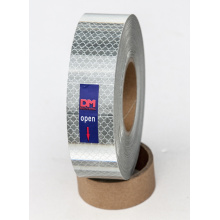 Yellow Reflective warning Tape