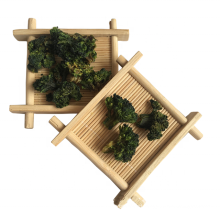 China dried vegetables pure dried broccoli  top grade