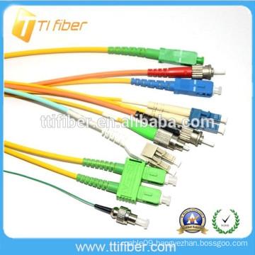 SC,FC,ST,LC Fiber Optical Jumper Manufacturer