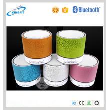 V3.0 FM Radio Lautsprecher Bluetooth LED Licht Lautsprecher