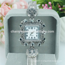 New Arrival Fashion Elegant Beautiful Quartz Montre bracelet pour femmes B021