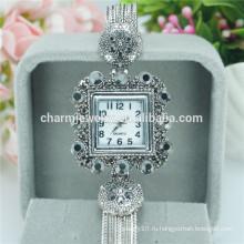 Новое прибытие моды Элегантный красивый кварцевые наручные часы для женщин B021