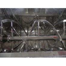 Mezclador horizontal 2017 de la serie de WLDH, agitadores y mezcladores de los SS, proyectos mejores de la licuadora horizontales