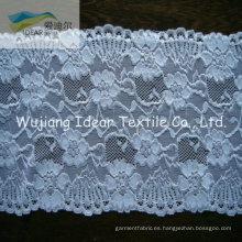 Tela de capullo de seda del vestido de boda