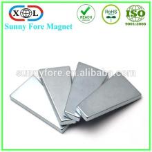 high grade n52 trapezoid shape neodymium magnet