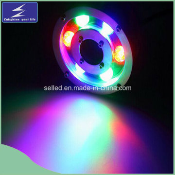 9W LED LED Fountain Lights Under Water Lighting
