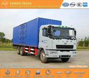 CAMC 6X4 Frozen Food Van Truck Hot Sale