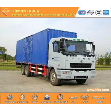 CAMC 6X4 Frozen Food Van Truck Hot Sale