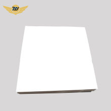 Expanded filled carbon bronze PTFE sheet