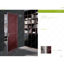 Красный цвет дверь, Белая дверь румынский, румынский белое дерево, безопасный строительства двери для продажи