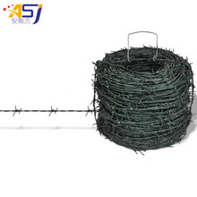 Reverse Twist High Tension Harga Barbed Wire Per Roll
