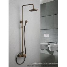 Круглый насадка для душа ванной Кран (мг-7169)