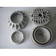 Pvc,tpe,pbt, Pa,pei Plastic Injection Mold Parts, Precision Plastic Fittings Making