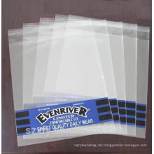 Qualität SGS BOPP Verpackung Opp Plastiktasche