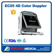 Vollständige digitale Farbe Doppler Ultraschall diagnostische Geräte Portable Color Doppler Eco5