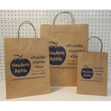 Brown Paper Bag Crafts