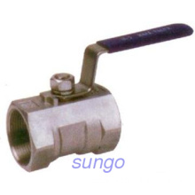 CF8 Female Threaded Ball Valve