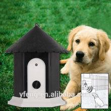Contrôle de l'aboiement de chien de gardien extérieur, contrôle anti-aboiement de chien d'ultrason, contrôle d'aboiement de chien