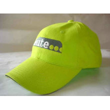 embroidery with sandwich heavy baseball cap