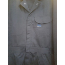 Deep Color Cool Feel Auto Repairing Coverall