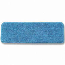 Microfiber Cleaning Cloth, Available in Different Sizes and Shapes