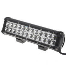 12 inch 72W LED work light bar for Offroad or truck spot or flood double row Slim line work light for vehicle DC 9-32V IP 67