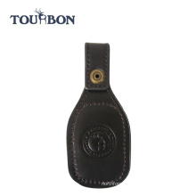 TOURBON Genuine Leather Durable gun shotgun rifle Barrel Rest Shooting Hunting Toe protector Pads