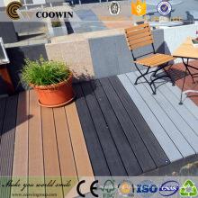 COOWIN atacado jardim wpc decks extrusão
