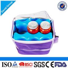 Paquete de gel mágico reutilizable para aliviar el dolor y paquete de hielo para la lonchera