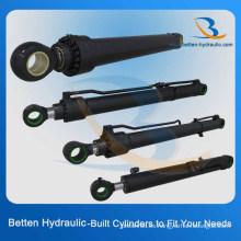 Cilindro hidráulico de la excavadora adaptable para la venta
