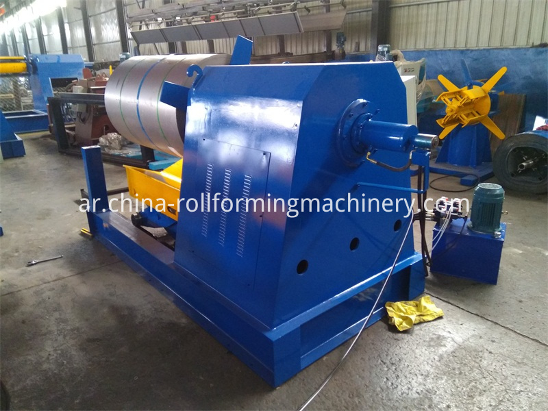 Hydraulic Decoiler Body