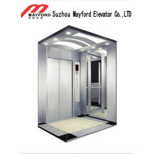 Hairless Stainless Steel Home Elevator with Machine Roomless