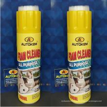 Limpiador espumoso de espuma rica para uso doméstico y automotriz