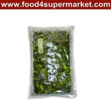 Tranche de concombre marinée Fukujinzuke, sac 300g, 1kg pour matériel de sushi