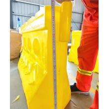 Barrière de sécurité routière Prix usine Plastique
