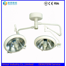 Luminance Adjustable Shadowless Ceiling Type Halogen Surgical Operating Room Light
