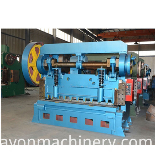 High Precision Mechanical Shearing Machine