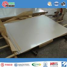 ASTM A240 / A480 304 Pastas en vinagre Hoja de acero inoxidable / placa