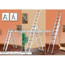 монтаж бытовой лестницы совместное лестница для многоцелевых лестниц