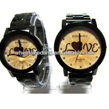 men and women watches sets couple watch set JW-43