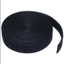 Nylon Hook and Loop Tape Elastic Velcro