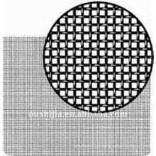 Mesh / tissu en acier à faible teneur en carbone