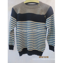 Top quality pure cashmere kids cool sweater pattern for boys