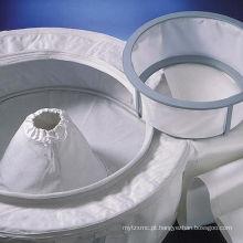 Polipropileno / PP Centrífuga Filtro Líquido Saco Fabricante na China