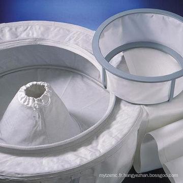Fabricant de sac de filtre liquide de centrifugeuse de polypropylène / PP en Chine