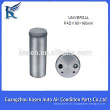 Aire acondicionado secador de aire filtro automotriz